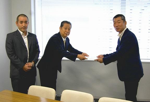 川崎市と協定を締結しました
